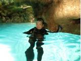 青の洞窟!