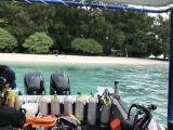 素敵な海と魚たち!そして素敵なインストラクターさんと最高の思い出が出来ました^ - ^