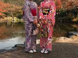 着物で京都観光!