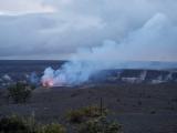 大迫力のキラウエア火山