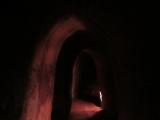クチトンネル内。かなり筋肉痛になります。