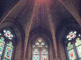 修道院面影 ステンドグラス