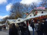 クリスマスマーケットに遭遇!