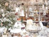 クリスマスマーケットの1ショップにて。綺麗♪