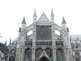 英国の立派なウェストミンスター寺院