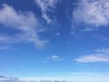 スカイレールから、天気が良ければグリーン島が見えます