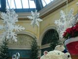 ベラッジオガーデンのクリスマス