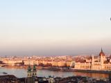 絶景のブダペスト/一見の価値ありです。