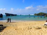 ビーチエントリーが決め手でナギさんに申し込みました。とてもきれいなビーチ。