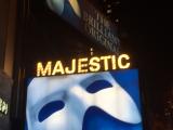 オペラ座の怪人のMAJESTIC劇場