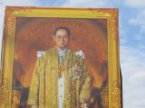 国の父プミポン国王