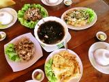 昼食(4人分)