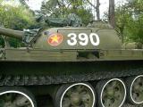 ①統一会堂<390号戦車>