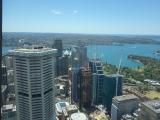 シドニータワーからの景色(オペラハウスが少しだけ見えます)