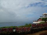 恋人岬から見る海は人それぞれ