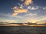 Sunset on Star of Honolulu
