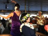 Dancer's performance with hukalali, Thank you!