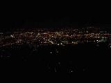 ブサイ山からの夜景