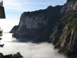 雲海に浮かぶ別世界