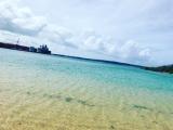 ここでシュノーケリングをしました!とても綺麗な海でした!