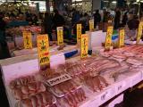 那珂湊の魚市場