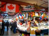 グランビルアイランドのマーケット