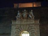 ヴァチカン美術館入口(入場前)