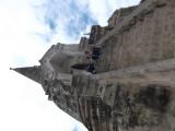 どの遺跡も概ね保存状態がよく、上に登ったり中に入ったりできるものがたくさんありました。
