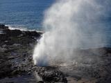 ポイプ潮吹き岩