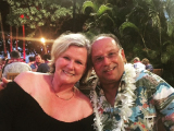 Great time at Old Lahaina Luau