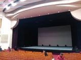 きれいな舞台