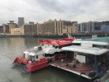 香港⇄マカオへの移動  必ず船酔いする私なのにしませんでした!(^^)