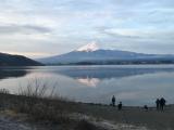 河口湖富士山