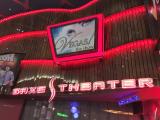 劇場はホテル(Planet Hollywood)隣接のショッピングモールの一番奥です