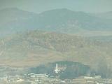 双眼鏡から見た北朝鮮