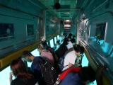 Semi-submarine in Naha