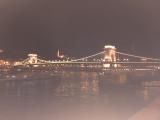 ドナウ川の夜景にはうっとりしました