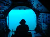潜水艦コックピットです!
