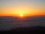 マウナケアからの日の出