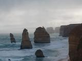 奇形の海岸