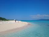 海の色があり得ないくらいキレイで、海外にわざわざ行かなくてもイィです!
