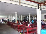 高速道路サービスエリアのレストラン