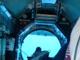 潜水艦内部のワクワク感