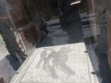 古代ローマ時代の「番犬注意」
