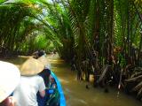 メコン川デルタクルーズ楽しかったです。