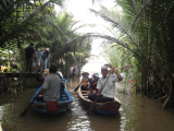メコン河のジャングルクルーズ