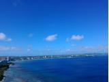 こんな海と空が目の前に迫ってきます