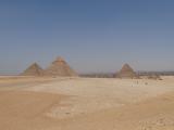ピラミッドの共演