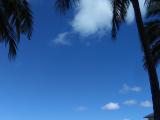レッスン場所のビーチ