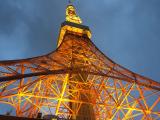 東京タワーの絶景!
